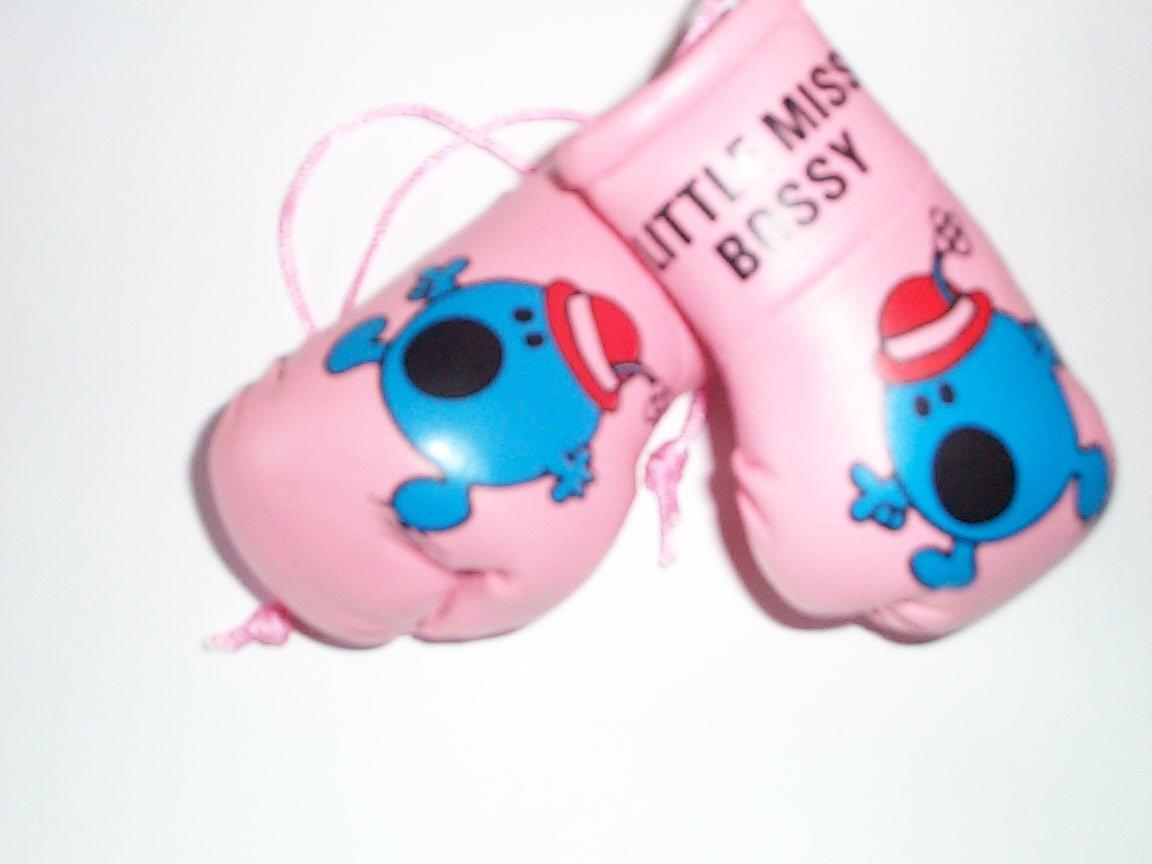 Mr Men Little Miss Bossy Mini gants de boxe GB Falconry