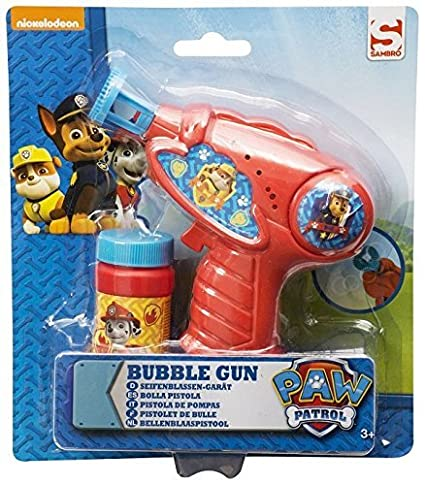 Bulle Ray Gun avec automatique Bubbly Action