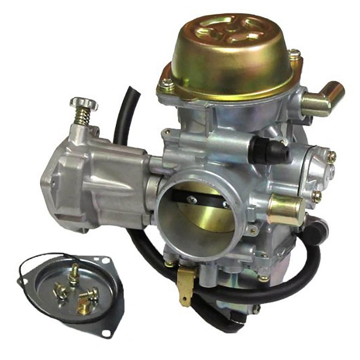 Carburetor Fits Yamaha RHINO 660 YFM660 2004 2005 2006 2007 NEW Carb by Amhousejoy RUIAN HAOCHENG VEHICLE PARTS