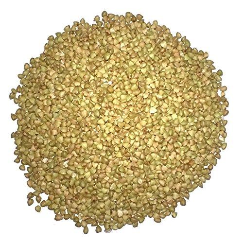 Organic Buckwheat Groats (Raw, Hulled, Non-GMO, Kosher, Bulk) by Food To Live — 25 Pounds