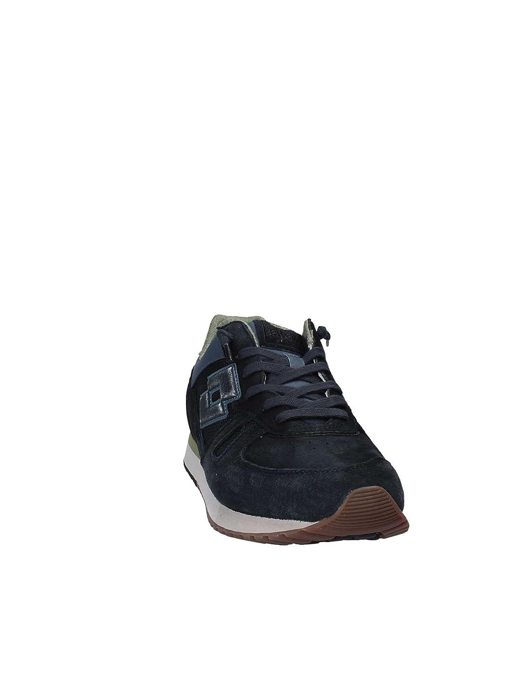 LOTTO Tokyo Shibuya sneakers scamosciate uomo TESSUTO PELLE NAVY BLU T0841  inver  MainApps  Amazon.de  Schuhe   Handtaschen 53da43fc638