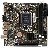 Placa Mãe Micro ATX Afox IH61-MA5 2ª e 3º Geração LGA 1155 Intel H61 DDR3 Até 16GB