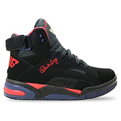 ff0632c00b046b PATRICK EWING MEN S ECLIPSE LIMITED EDITION 1992 OLYMPIC BLACK NAVY RED  RELEASE DATE 07