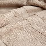 HOMEE Cotton Towels the Hotel/Increasing Thickening Superbsorbent Towel,A