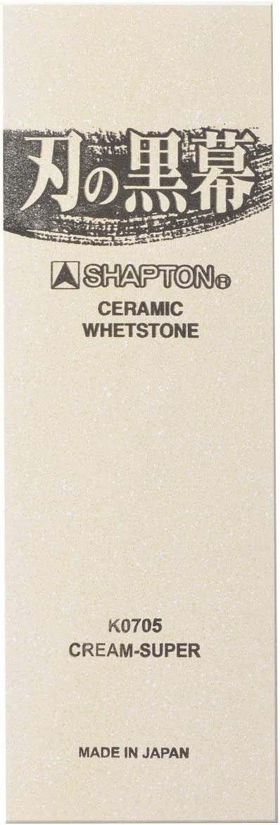 Japanese Whetstone Shapton Kuromaku Ceramic Stone #12000 K0705 Japan