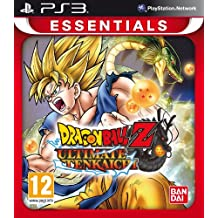 Dragon Ball Z Ultimate Tenkaichi Essentials (PS3) [UK Import]