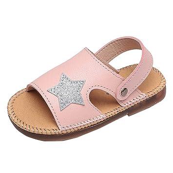 141d89f455cf3 Amazon.com: Baby Kids Fashion Roman Shoes Children Boys Girls Summer ...