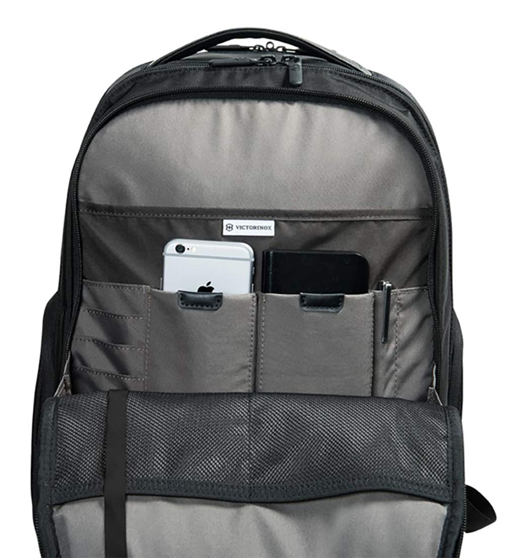Amazon.com: Victorinox Altmont Professional Essential Laptop Backpack, Black One Size
