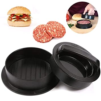 RianGor Antiadherente Burger Press , Fácil de usar, apto ...