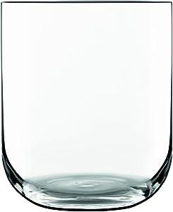 Luigi Bormioli Sublime 15.25 oz DOF Double Old Fashioned Glasses, Set of 4, Clear