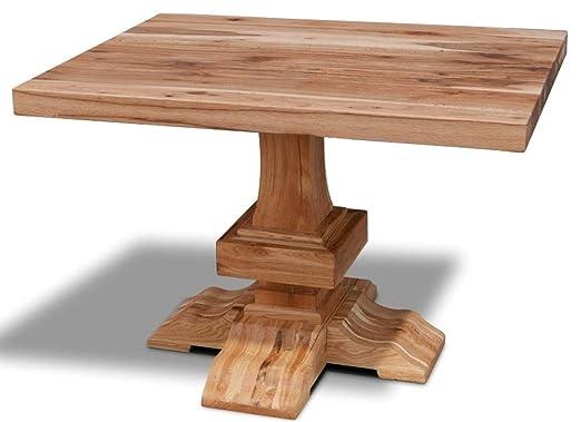 Casa Padrino mesa de cocina de madera maciza - Diferentes Tamaños ...