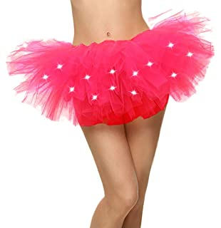 Amazon.com: Light Up Hair – Toy Cubby LED Fiesta Rave Disco ...