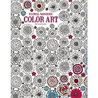 LolliZ 6706 Floral Wonders Coloring Book