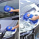 Myhouse1pcs Car Hand Soft Towe