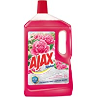Ajax Fabuloso Floor Cleaner, Rose Fresh, 2L