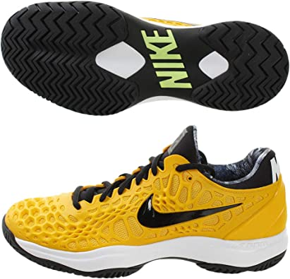 Nike Air Zoom Cage 3 HC, Sneakers Basses Homme: