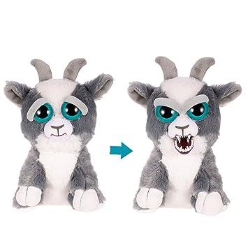 Goolsky Feisty Pets Ferdinand Flamefart Feisty Films Adorable peluche de peluche de juguete Dragon se convierte