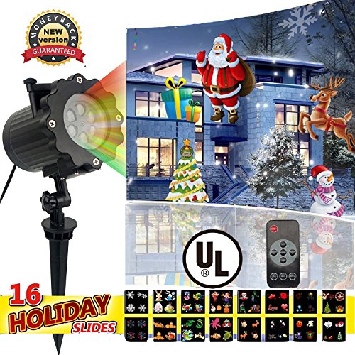 holiday outdoor projector - 7