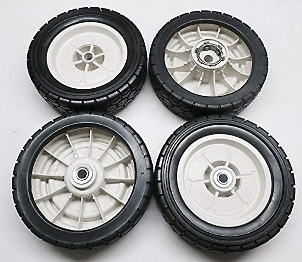 NUEVO conjunto de 4 ruedas de Honda HR214 HR215 hra215 ...