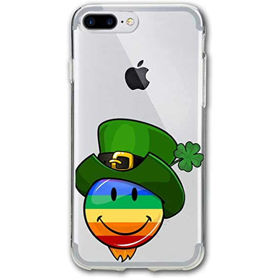 Amazon.com: Gay LGBT Rainbow Flag St Patricks Day iPhone 7 8 ...