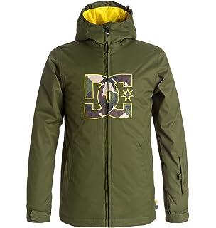 14eef0726 DC Shoes Troop - Snow Jacket for Boys 8-16 EDBTJ03019  DC Shoes ...