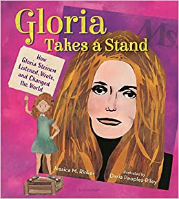 Image result for gloria takes a stand amazon
