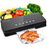 Vacuum Sealer Machine, Automatic Food Sealer Sealing System For Food Saver, Starter Kit for Sous Vide Dry&Moist Food…
