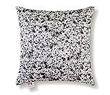 M Cushion 18 Inch Ultimate Comfort Soothing Shiatsu Massage Cushion With Optional Heat And Memory Foam, Grey Granite