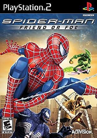 Activision Spider-man - Juego (PS2, PlayStation 2, Acción / Aventura, E10 + (Everyone 10 +)): Amazon.es: Videojuegos