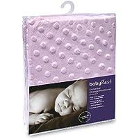 Babyrest Universal Change Mat Cover Minkie Dot, Pink