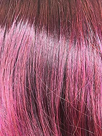 Amazon Com Nakia Exclusive Synthetic Wig By Rene Of Paris In Plumberry Jam Lr Length Long Beauty