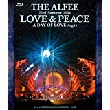 23rd Summer 2004 LOVE & PEACE A DAY OF LOVE Aug.14 [Blu-ray]