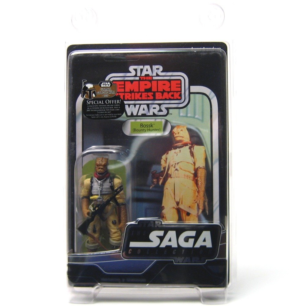 "wholesape barato Star Wars 3 3/4"" 3/4"" 3/4"" Vintage Bossk by Hasbro (English Manual)  ventas al por mayor"