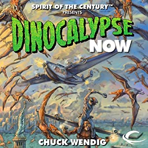 Dinocalypse Now Audiobook