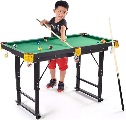 DOLA Mesa de Billar para niños del hogar - Mini Juego de Mesa de ...