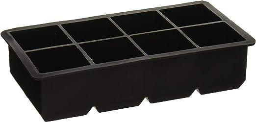 Mejor cubo de hielo bandejas moldes – gigante 2 Inch Cubito de ...