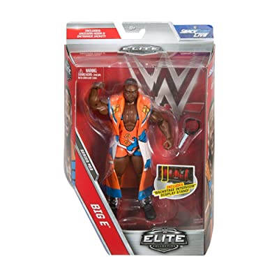 WWE Elite Collection Action Figure #44, Series 53: Toys & Games
