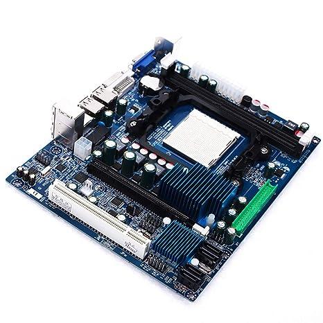 AMD A78 Socket AM3 938 Placa Base portátil del reemplazo DDR3 MicroATX Madre del Ordenador