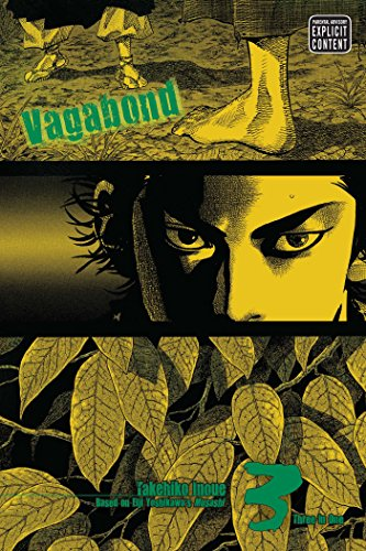 Book : Vagabond, Vol. 3 (vizbig Edition) - Takehiko Inoue