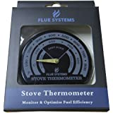 Stove Pipe Thermometer - Magnetic - Fluesystems FS2
