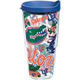 Tervis CL University of Florida All Over Tumbler, 24 oz, Clear