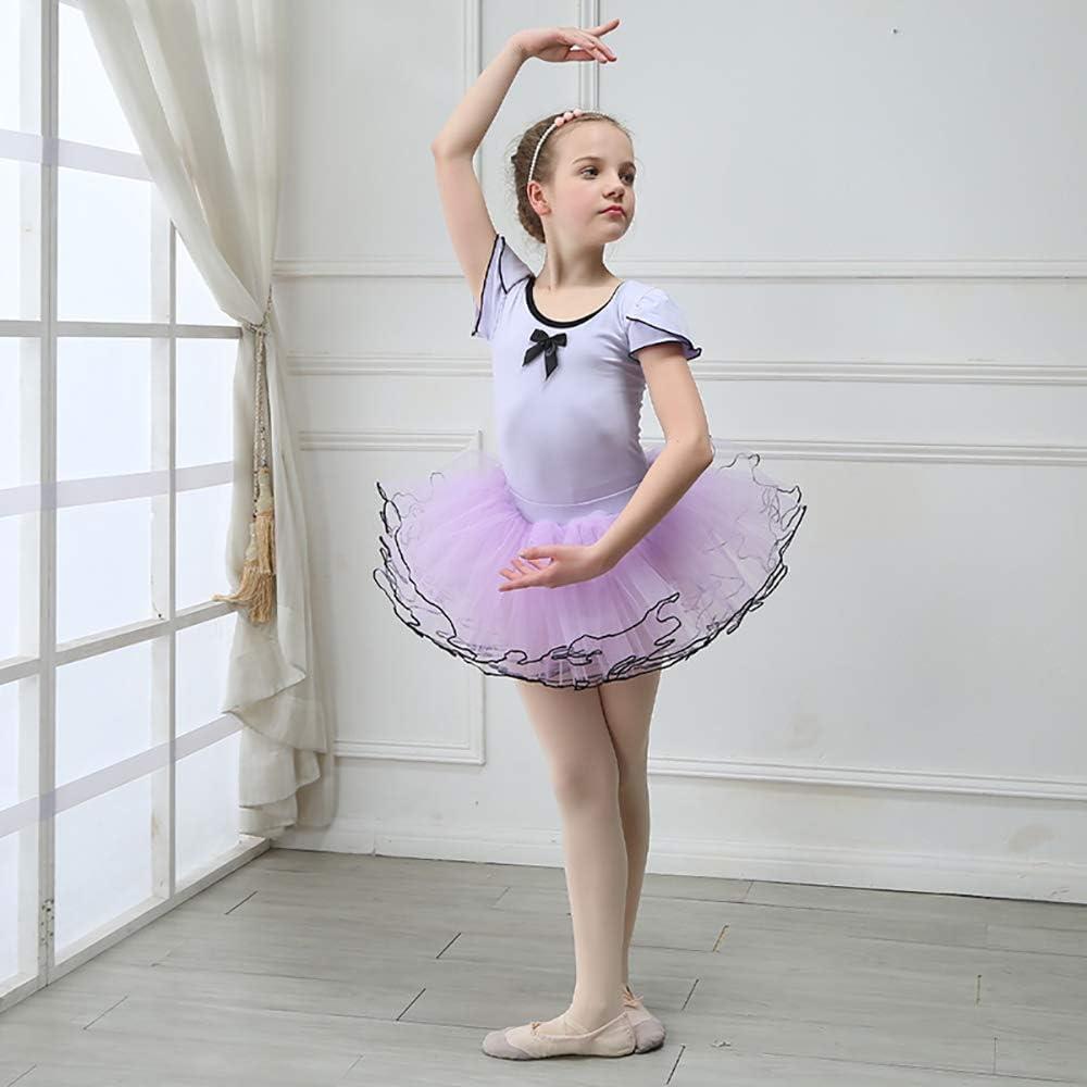 Cheng Peng Falda de Ballet para niños, Ropa de Baile, Ejercicio ...