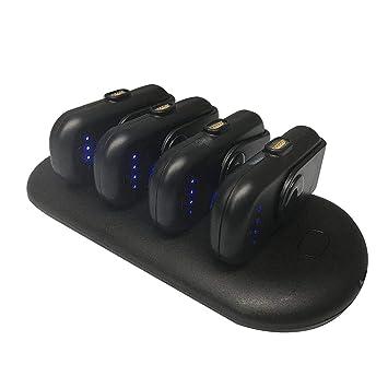 Amazon.com: Mini banco de energía magnético inalámbrico de ...