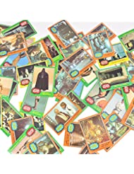1977 Topps Star Wars Non-sport Used Trading Cards Lot of (50) Original Vintage