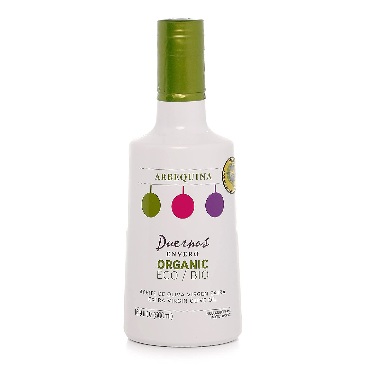 Healthy Food Must-Have, Pantry Food Staple, Ideal for Mediterranean Diet, Extra Virgin Olive Oil of Arbequina, 250ml/8.5 fl oz - Finca Duernas