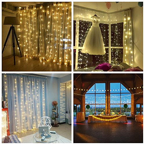 Indoor Led Curtain Lights in Florida - 9