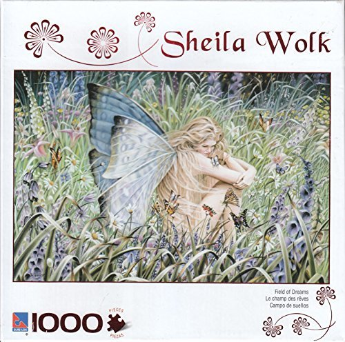 Wolk the best amazon price in savemoney sheila wolk 1000 piece jigsaw puzzle field of dreams fandeluxe