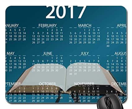 Amazon.com : Mouse Pads - Agenda Calendar Book Unwritten ...