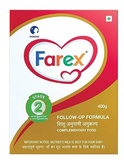 Farex -3  Follow Up Formula Refill - 400 g