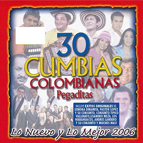 ... 30 Cumbias Colombianas Pegadit.